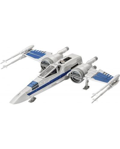 Сглобяем модел Revell - Resistance X-Wing Fighter - 1