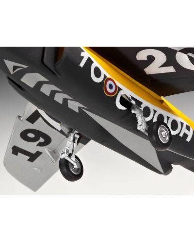 Сглобяем модел на военен самолет Revell - Dassault Dornier Alpha Jet E (03995) - 3