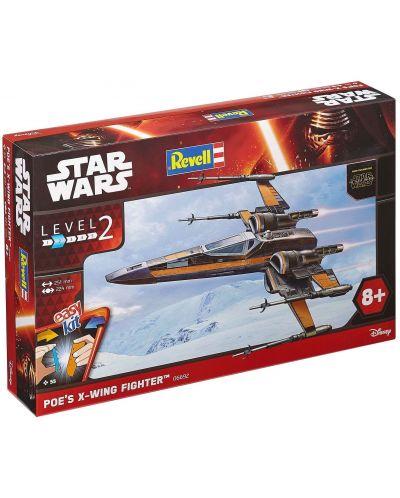 Сглобяем модел Revell - Poe's X-Wing Fighter - 2