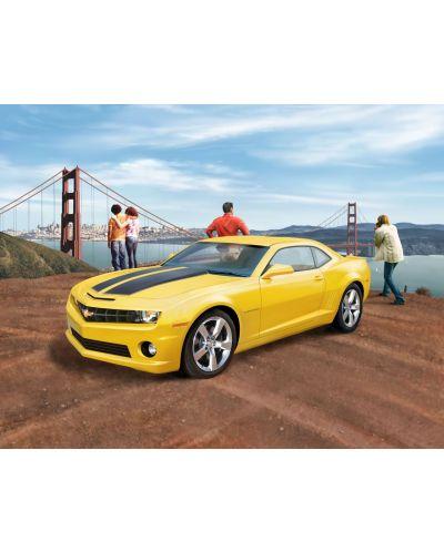 Сглобяем модел на автомобил Revell -2010 Camaro SS (07088) - 2
