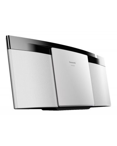 Аудио система Panasonic - SC-HC200EG-W, бяла - 2