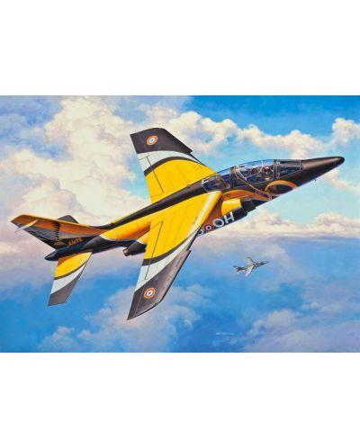 Сглобяем модел на военен самолет Revell - Dassault Dornier Alpha Jet E (03995) - 2