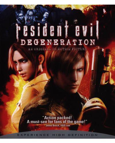 Заразно зло: Дегенерация (Blu-Ray) - 1