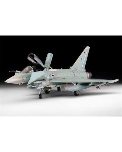 Сглобяем модел на изтребител Revell - Eurofighter TYPHOON (04568) - 2