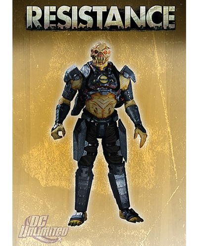 Resistance Series 1 Action Figure - Chimera Advanced Hybrid 18 cm - 1