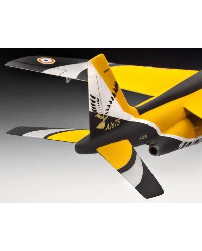 Сглобяем модел на военен самолет Revell - Dassault Dornier Alpha Jet E (03995) - 5