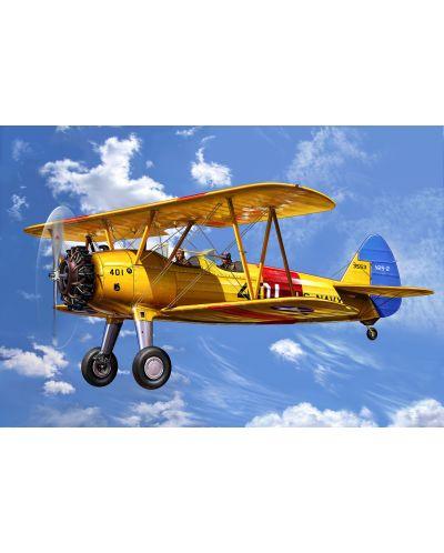 Сглобяем модел на самолет Revell - Stearman KAYDET (04676) - 2