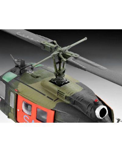 Сглобяем модел на хеликоптер Revell - Bell UH-1D SAR (04444) - 3