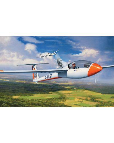 Сглобяем модел на самолет Revell - Glider LA 8-t (04273) - 2