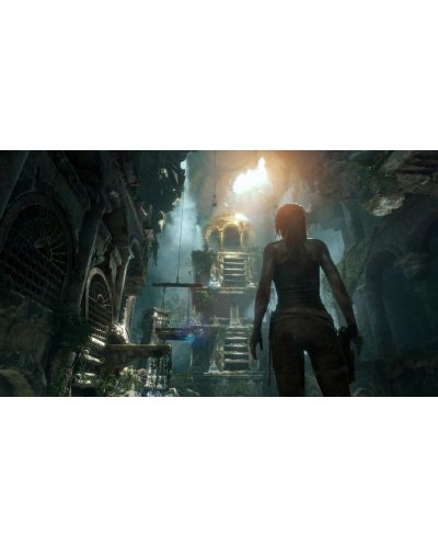 Rise of the Tomb Raider - 20 Year Celebration (PS4) - 9