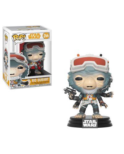 Фигура Funko Pop! Movies: Star Wars - Rio Durant, #244 - 2