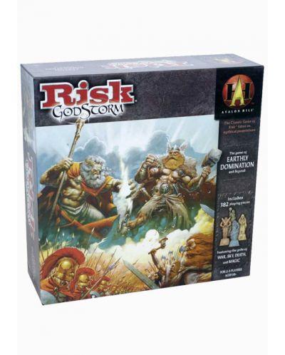 Настолна игра RISK: God Storm Board Game - 1