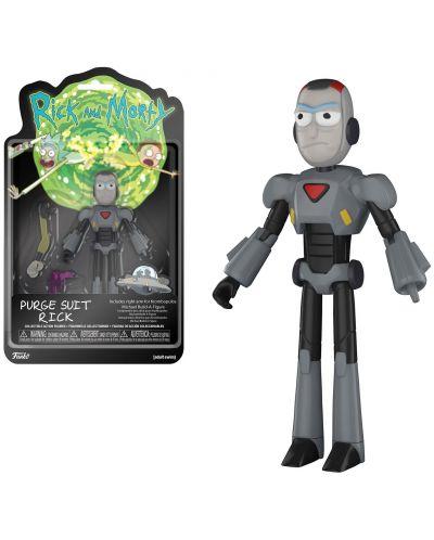 Екшън Фигура Funko - Rick & Morty: Rick Purge Suit - 2