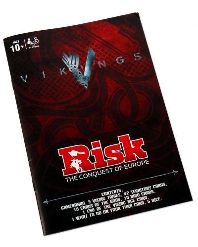 Настолна игра Risk - Vikings, стратегическа - 8