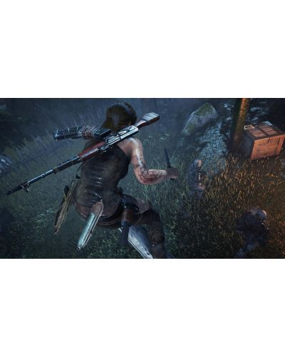 Rise of the Tomb Raider - 20 Year Celebration (PS4) - 8