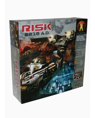 Настолна игра Risk 2210 AD Board Game - 1