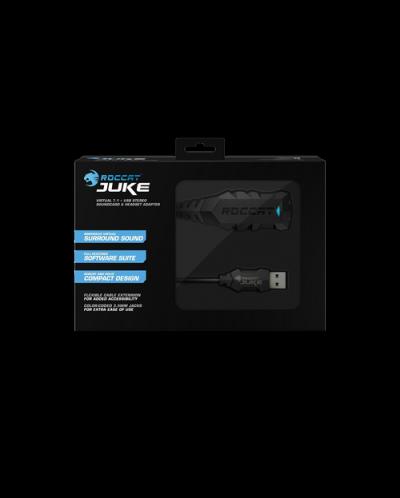 Roccat JUKE 7.1 Soundcard - 4