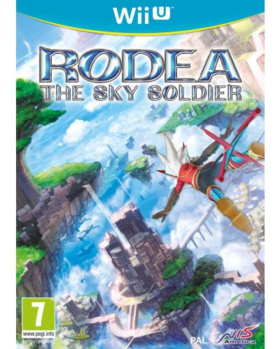 Rodea: The Sky Soldier (Wii U) - 1