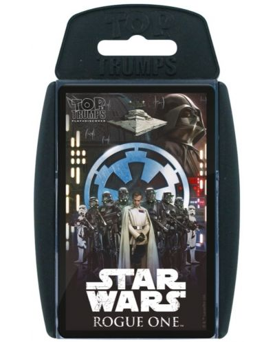 Игра с карти Top Trumps - Star Wars Rogue One - 1