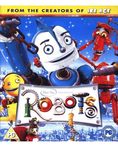 Robots (Blu-Ray) - 1