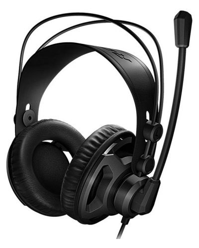 Гейминг слушалки ROCCAT Renga Boost - Studio Grade, черни - 1
