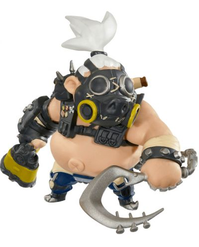 Фигура Blizzard: Overwatch Cute But Deadly - Roadhog Medium Figure - 1
