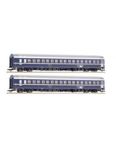 Roco Пътнически спални вагони T2S (64027) - 1