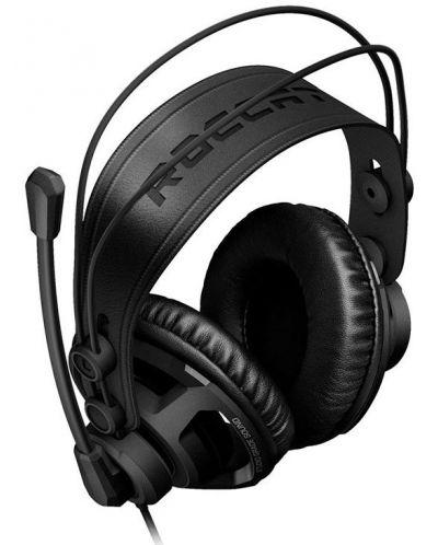 Гейминг слушалки ROCCAT Renga Boost - Studio Grade, черни - 3