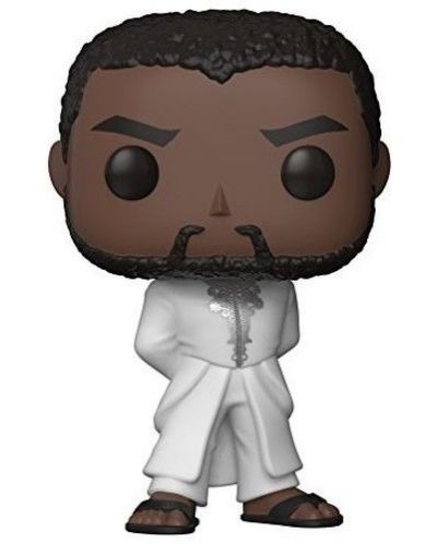 Фигура Funko Pop! Movies: Black Panther - T'Challa (Bobble-Head), #352 - 1