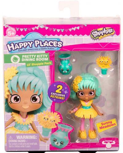 Фигурка Shopkins Happy Places - Sunny Meadows, Серия 3 - 1