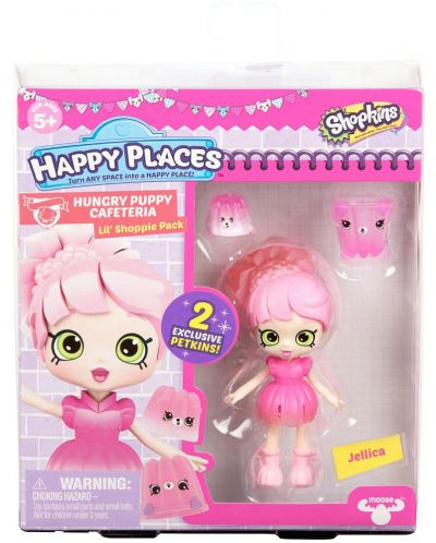 Фигурка Shopkins Happy Places - Jellica, Серия 3 - 1