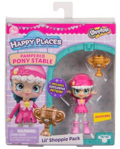 Фигурка Shopkins Happy Places - Jessicake, Серия 4 - 1