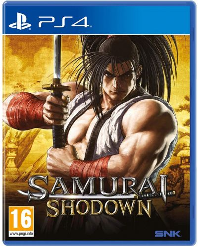 Samurai Shodown - 1
