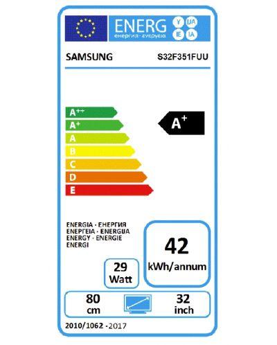 "Samsung S32F351FUU, 31.5"" VA LED, 5ms, 1920x1080, 2xHDMI, 250cd/m2, Mega DCR, 178°/178°, White - 6"