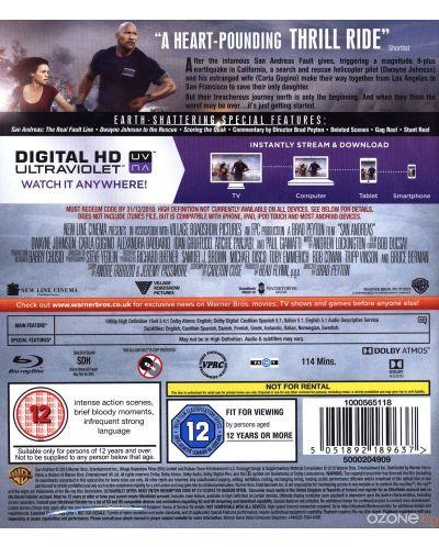 San Andreas (Blu-Ray) - 2