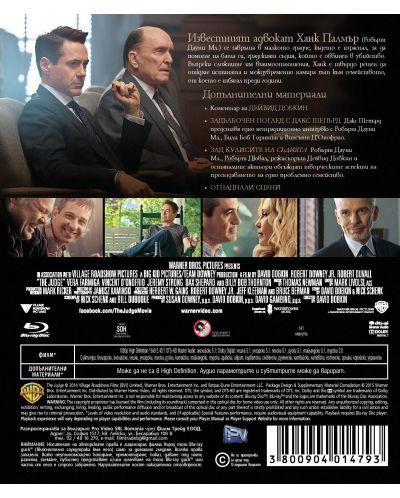 Съдията (Blu-Ray) - 3