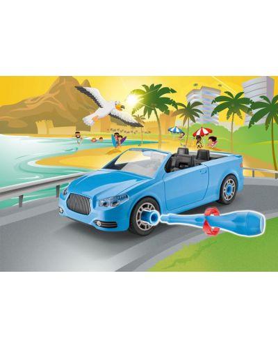 Сглобяем модел на състезателен автомобил Revell - Roadster  (00801) - 3