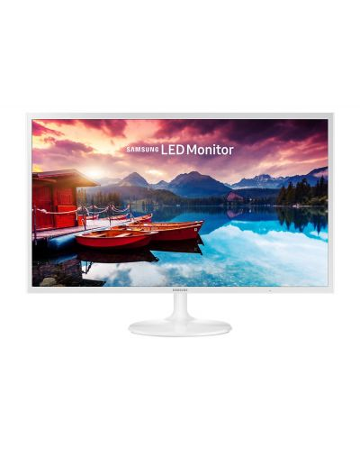 "Samsung S32F351FUU, 31.5"" VA LED, 5ms, 1920x1080, 2xHDMI, 250cd/m2, Mega DCR, 178°/178°, White - 1"