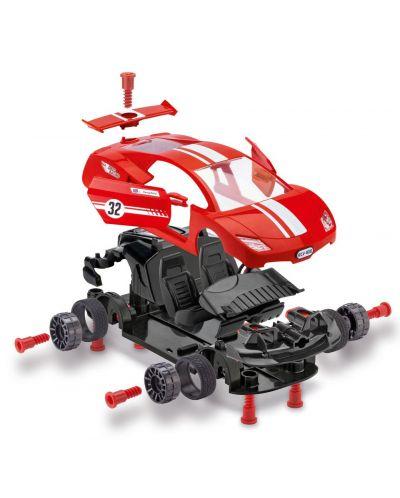 Сглобяем модел на състезателен автомобил Revell - Rennwagen (00800) - 2