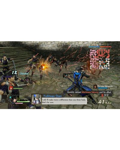 Samurai Warriors 4-II (PS4) - 3