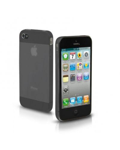 SBS Ultraslim Case за iPhone 5 -  черен - 1