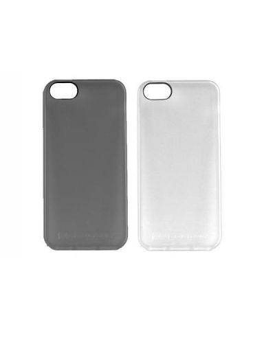 Scosche glosEEE за iPhone 5 -  сив и бял - 1