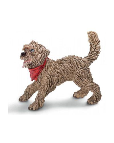 Фигурка Schleich от серията Кучета: Куче мелез - играещо - 1