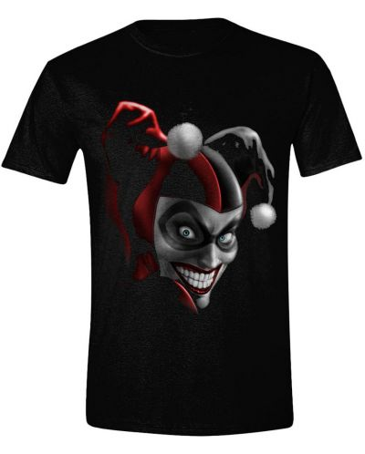 Тениска Timecity DC Comics - Harley Scary Airbrush - 1