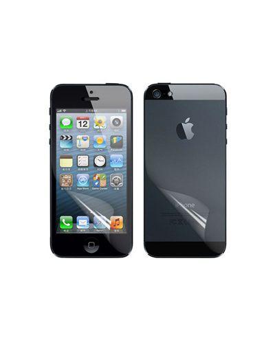ScreenGuard Matte Set за iPhone 5 - 1