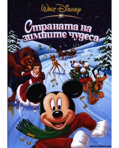 Страната на зимните чудеса (DVD) - 1