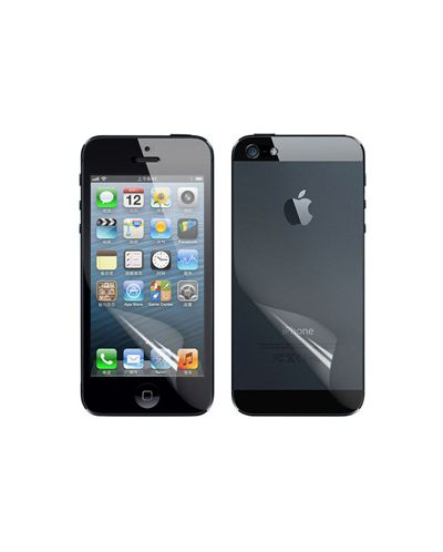 Защитно фолио ScreenGuard Glossy Set за iPhone 5 - 1