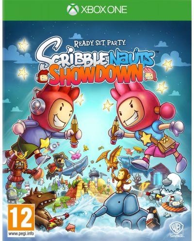 Scribblenauts Showdown (Xbox One) - 1