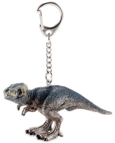 Ключодържател Schleich Prehistoric - Т-Рекс - 1