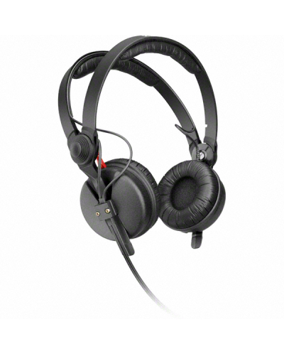 Слушалки Sennheiser HD 25-1 II Basic Edition - черни - 4